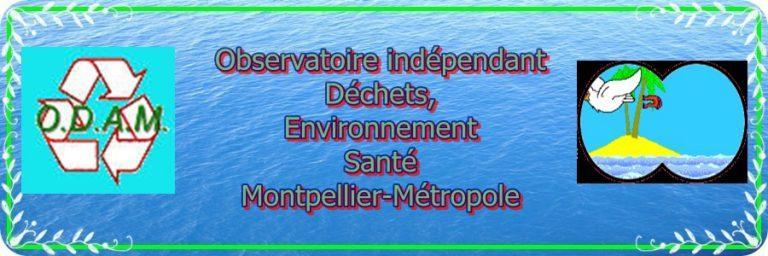 Observatoire indépendant des Déchets, de l'Environnement et de la Santé de l'Agglo-Métropole de Montpellier